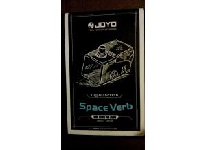 Joyo JF-317 Space Verb