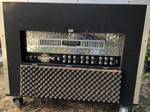 Mesa Boogie Dual Rectifier 3 Channels Head (59065)