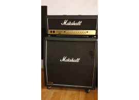 Vends Marshall JCM 900 Dual Reverb 4100 + Cab 4x12 1960 Lead