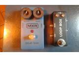 MXR blue box + LOOP box