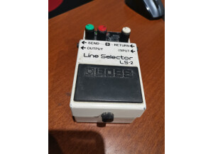 Boss LS-2 Line Selector (13114)