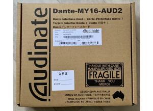 Audinate Dante-MY16-AUD2
