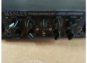 Manley Labs Stereo Variable Mu (90195)