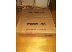 Fostex 450