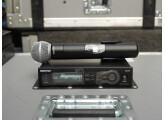 A vendre ensemble émetteur/récepteur HF (Bande : 702-726Mhz) SHURE SLX4 & SLX2 avec capsule SM58