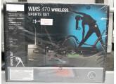 A vendre ensemble émetteur/récepteur HF (500-530Mhz) AKG WMS470 Sport