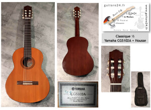 Yamaha CGS102AII