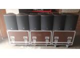 L-Acoustics 115XT (x6) + Flycase (x3) (Comme Neuf)