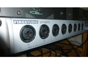 PreSonus FireStudio Project