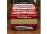 Vends accordéon FRATELLI CROSIO junior rouge marbé