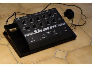THC Amplification Skater