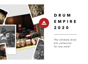 MDrummer Collection 2020 Poster