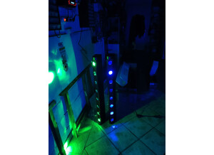 Sheds LED Bar Beam 8x12W RGBW