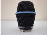 Vends capsule en Béta 87 (hypercardioïde) grille noire pour HF SHURE. Réf: RPW120 / black.