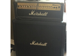 Vends Marshall MG100HDFX + Marschall MG412A + Footswitch