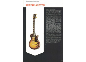 Gibson Original Les Paul Standard '60s