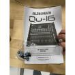 ALLEN&HEATH MISE EN RACK POUR QU-16 jamais utilisé