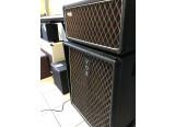 Vend Vox AC50 de 1966 avec cabinet Bass Foundation