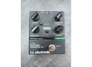 TC Electronic Classic Sustain + Parametric EQ