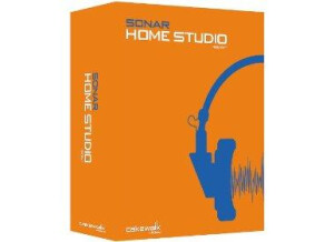 Cakewalk Sonar Home Studio 7