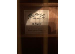 Martin & Co D-16GT