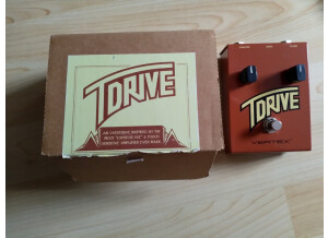 Vertex Effects Systems T Drive