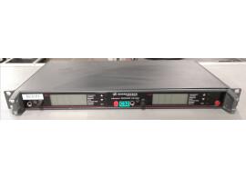 A vendre récepteur HF (548–638 MHz) double canaux SENNHEISER EM3532-C