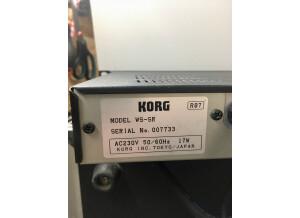 Korg WaveStation SR