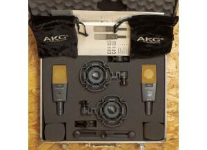 AKG C414 XLII Matched Pair