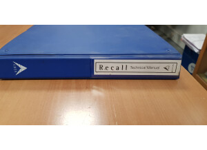 Amek Recall 56 channels by Langley