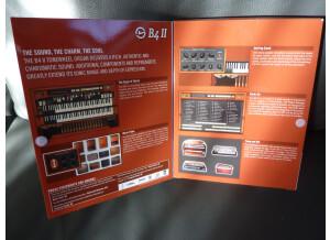 Native Instruments B4 II