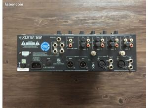 Allen & Heath Xone:62 (Old Design)