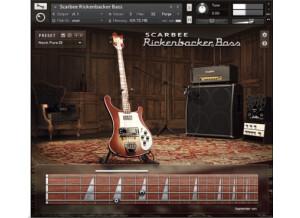 Scarbee Rickenbacker Bass