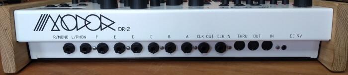Modor Music DR-2 : DR2achter