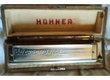 Harmonica the 64 chromonica, 4 chromatic octaves professional Hohner