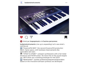 Kodamo EssenceFM