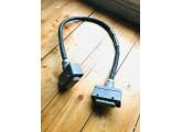 Vends lot de câble et de connecteurs HARTING 20 broches.