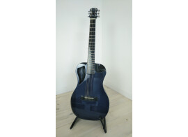 Guitare Overhead Carbon Blue Top OF660B1