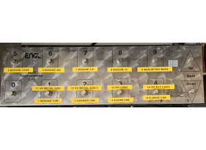 ENGL Z-12 Midi Footcontroller