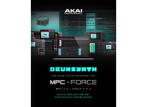 Akai Professional DrumSynth