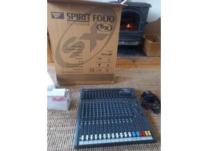 Soundcraft Spirit Folio SX