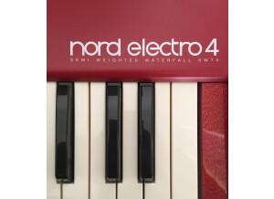 Clavia Nord Electro 4 SW73 (55727)