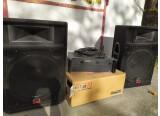 ampli Inter-M R600 et paire d'enceintes Wharfedale