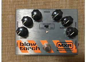MXR M181 Blowtorch Distortion