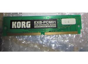 Korg Exb - Pcm01