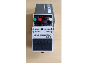 Boss LS-2 Line Selector (69946)