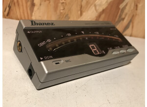 Ibanez LU10 Chromatic Tuner