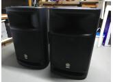 Vend 2 haut-parleurs amplifiés Yamaha MSR400