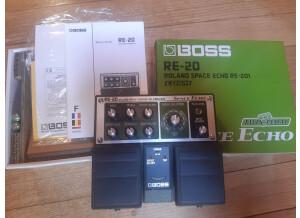 Boss RE-20 Space Echo (93653)