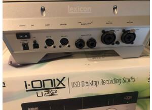 Lexicon I-Onix U22